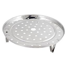 Academyus Stainless Steel Steamer Rack Insert Stock Pot Stea