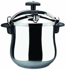 Magefesa Star Belly Stainless Steel Fast Pressure Cooker