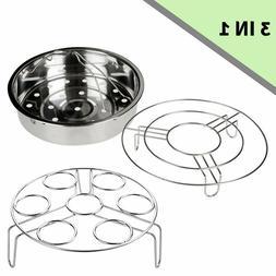 8 QT Instant Pot or Pressure Cooker Must Have Accessory Comb