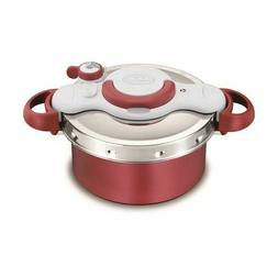 T-fal pressure cooker 4.2L IH One-touch open clos 2in1 Cryps