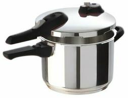 T-fal Pressure Cooker, Stainless Steel Cookware, Dishwasher