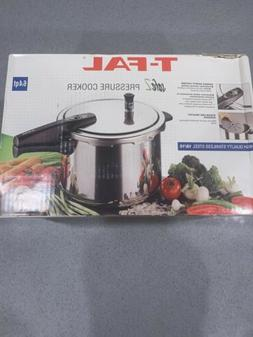🔥 T-fal Pressure Cooker, Stainless Steel Cookware, Safe2