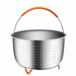 Steamer Basket for Instant Pot Electric Pressure Cooker Inse