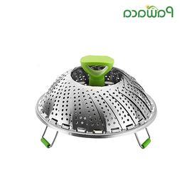 Vegetable Steamer Basket for <font><b>Pots</b></font> Stainl