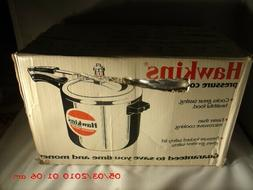Vintage Hawkins 6 liter Pressure Cooker,brand New In Origina