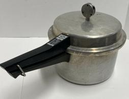 Vintage Mirro Matic 4 qt Pressure Cooker Mirro Matic M-0294