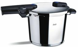 Fissler Vitaquick 10 L / 10.6 qt Pressure Cooker w/ perforat