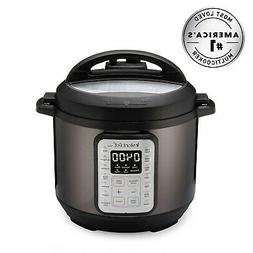 Instant Pot VIVA Black Stainless 6-Quart 9-in-1 Multi-Use Pr