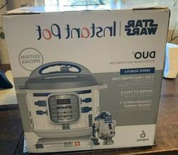 Williams Sonoma R2D2 Star Wars 6 qt Instant Pot Slow Cooker